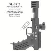 Tippmann SL 68 II Gen 2 Manual