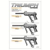 Tippmann Triumph XL Gun Manual