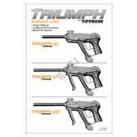 Tippmann Triumph XL Gun Manual