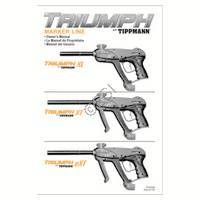 Tippmann Triumph XT Gun Manual