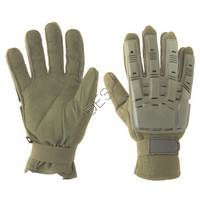 Full Finger Hard Back Gloves