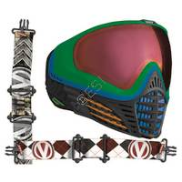 Vio Custom Paintball Goggle Builder