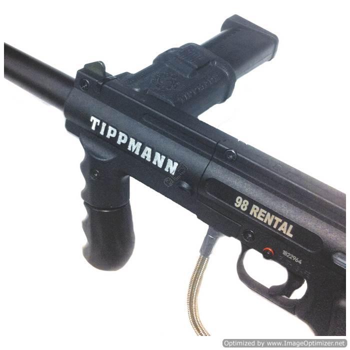 tippmann 98 mag feed conversion kit