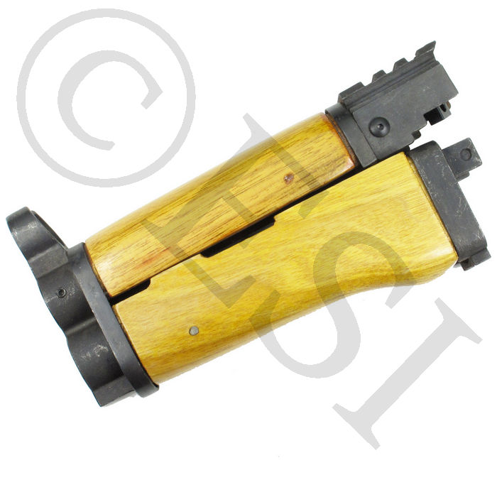 Tacamo Krinkov Wood Handguard Kit [A5] - Black and Wood