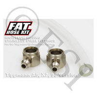 Fat Hose Kit for A5 / X7