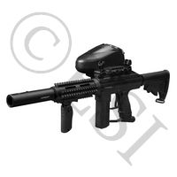 Stryker AR1 Elite Electronic Paintball Marker