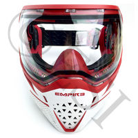 EVS Goggles with Clear Thermal Lens