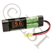 NiHM Flat Brick Mini Battery