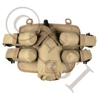 V-Tac 4+1 Harness - Tan