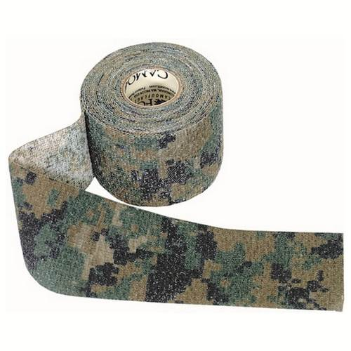McNett Camo Form Self-Cling Camouflage Tape Wrap - Digital 53dbe0068