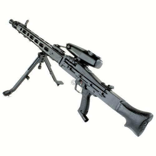 machine gun paintball