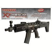X7 Phenom E-Grip Assault Edition Paintball Gun