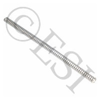 #13 Rear Bolt Drive Spring [Alpha Black Elite] CA-14