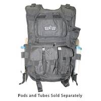 GenX Global Tactical Vest - Black