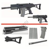Tactical Kit - 5 Piece [A5 2011 or A5 with H.E.Grip]