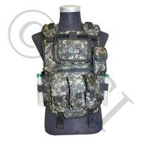 GenX Global Tactical Vest - Digital Green