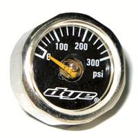 Micro Gauge 0-300psi - 1/8th Inch NPT Post Mount