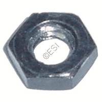 #64 Front Sight Hex Nut [TMC] TA02060