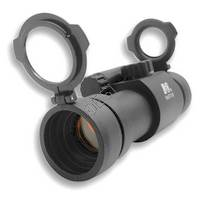 1x30 Dot Sight with Pop Lens Cap and Weaver Ring Mount