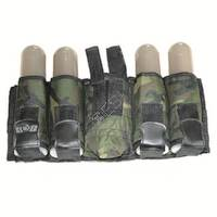 4+1 Vertical Harness with 4 Pods