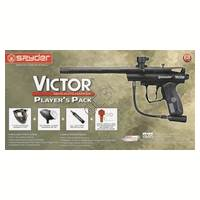 Spyder Victor Player's Pack