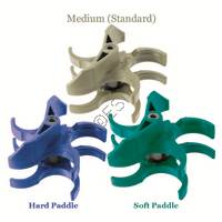 PosiFeed Soft Paddles - 3-Paddle Combo [Cyclone Feeds]