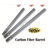 Carbon Fiber Paintball Barrel