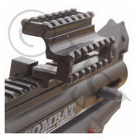 AR-15 Swat Force Dual Weaver Rail Mount