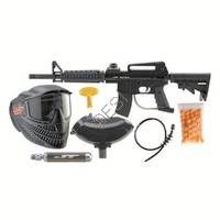 Tactical Ready To Play (RTP) Paintball Gun Kit