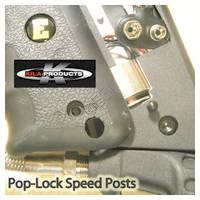 Pop-Lock Speed Posts (4 Pack) [98,BT4,Carver One, Alpha Black, Mini, Axe, TM7, TM15, BT Omega]