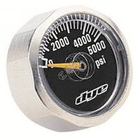 Micro Gauge 0-5000psi - 1/8th Inch NPT Post Mount