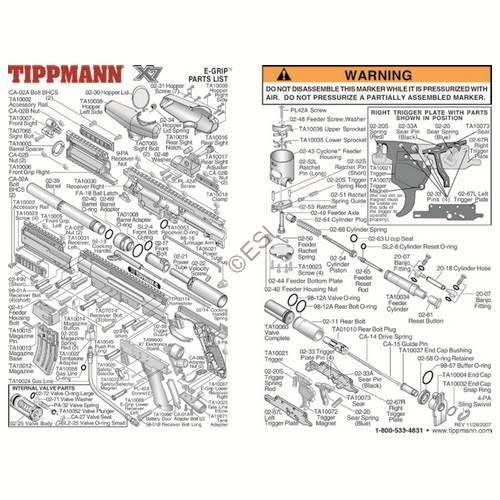 Tippmann X7 E