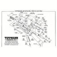 Tippmann 68 Special Gun Diagram