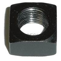 Gas Line Square Nut - 3/8 Inch Tall [98 Custom Platinum Ultra Basic] TA02063
