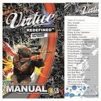 Virtue Redefined Board for Tippmann 98 Manual