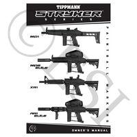 Tippmann Stryker Marker Manual