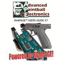Tippmann X7 APE Rampage Board Manual
