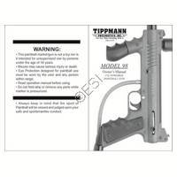 Tippmann Model 98 Gun Manual