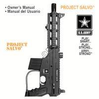 US Army Project Salvo Gun Manual